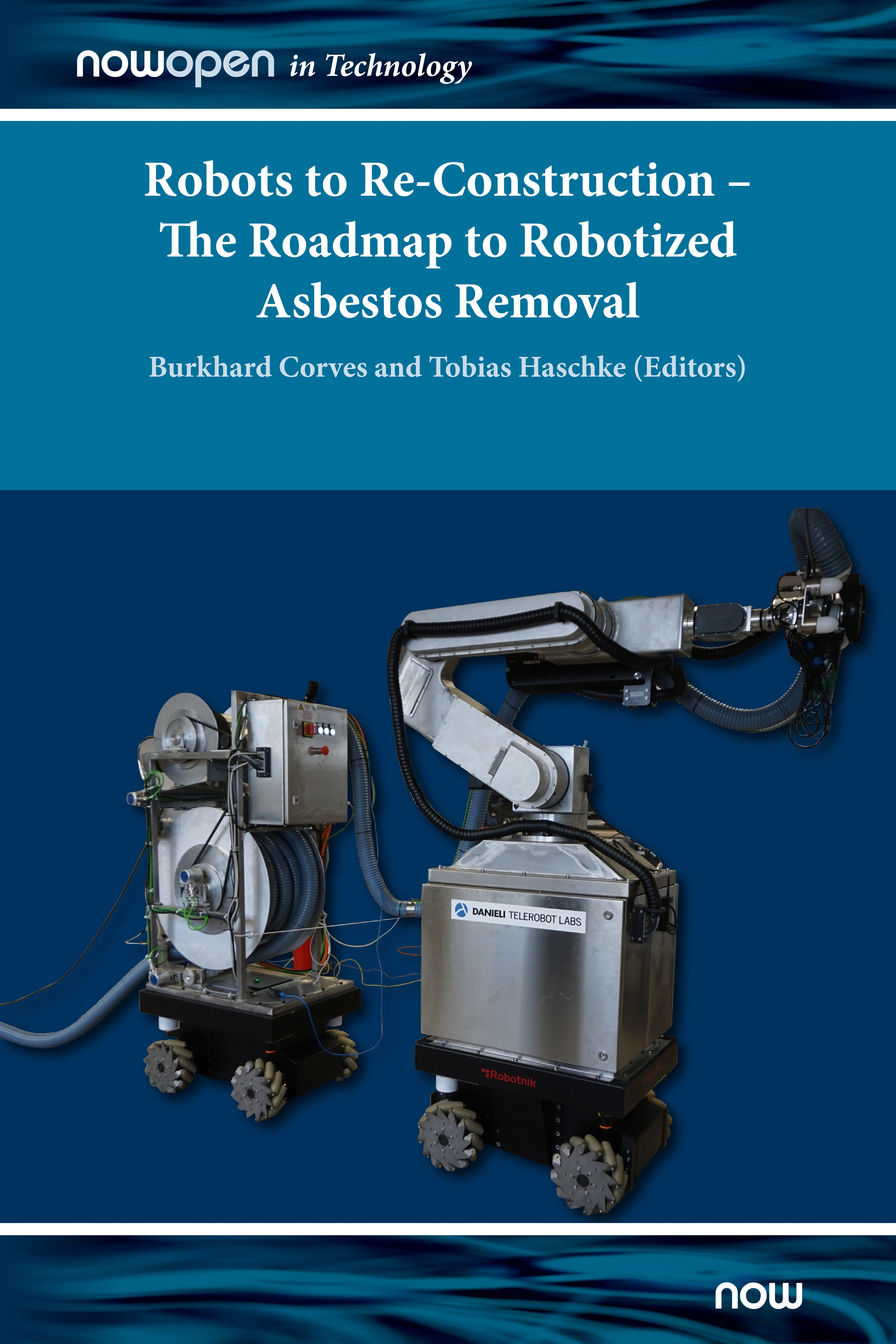 Roadmap to Robotized Asbestos Removal