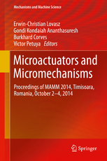 microactuators micromech